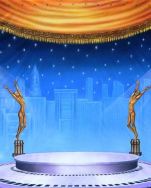 Competition Backdrops